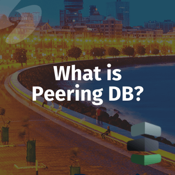 What is Peering DB