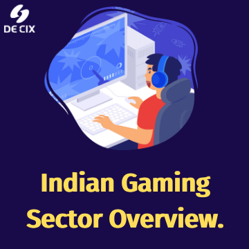 DE-CIX India Gaming Sector Overview