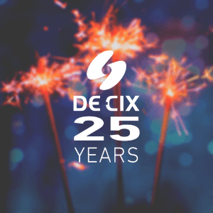 DE-CIX VIRTUAL 25 YEARS ANNIVERSARY SHOW