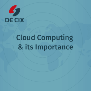 Cloud Computing and its Importance